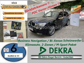 BMW  X3 xDrive20d M Sport-BI-XENON-RFK-SITZH-EU6!-