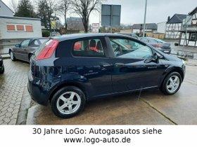 FIAT Grande Punto Active LPG Autogas= 59 Cent tanken!