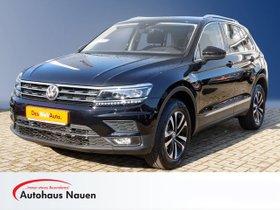 VW Tiguan 2.0 TSI IQ Drive DSG Navi ACC BlindSpot AHK LED Rückfahrkamera