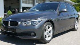 BMW 318d Touring Adv. Autom. LED Navi M-Lenkrad PDC