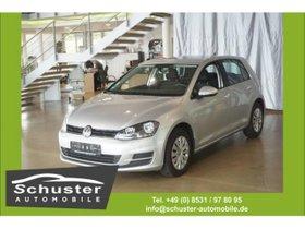 VW Golf Trendline 1.6TDI DSG Navi 2xPDC SHZ Tempomat