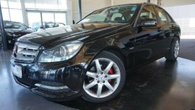 MERCEDES-BENZ C 180 BlueEFFICIENCY 7G-TRONIC-PDC-Navi-Pano-