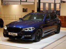 BMW 540i xDr.T.M Sport Standh.DrvAs+Gestik AHK 19