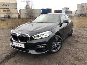 BMW 118i Sport LiveCock,Leder,LED,Leas.o.Anz.239,-