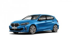 BMW M135iA xDr LivePr,LED,Pano,Alu19,Lea.o.Anz.389,-