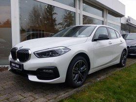 BMW 118d Sportline, Navigation, PDC, Sitzheizung