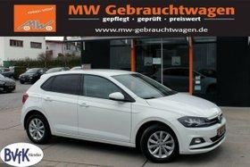 VW Polo VI Highline 1.0 TSI SHZ TEMP