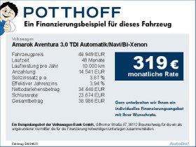 Volkswagen Amarok Aventura 3,0 TDI Automatik/Navi/Bi-Xenon