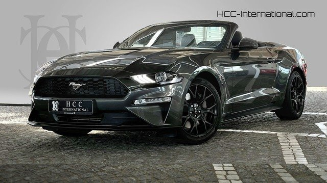 Used Ford Mustang 2.3 EcoBoost