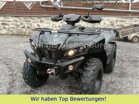 ACCESS MOTOR Shade Xtreme 650 NG ---Neues Mod./ LOF-Zul.---