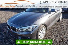 BMW 116 i Advantage-Navi-LED-PDC-ConnectedDrive-