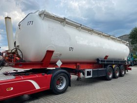 Feldbinder KIP 57.3 Silo 57.000 L 3 Achse ADR