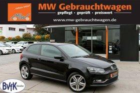 VW Polo V 1.2TSI Highline BMT Navi PDC SHZ LED BT