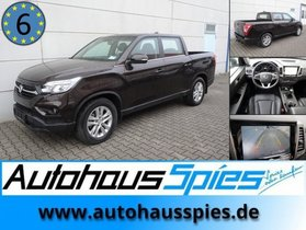 SSANGYONG MUSSO 2,2 E-XDI 4WD MT EURO6 SAPPHIRE AHK NAV