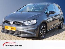 VW Golf Sportsvan 1.5 TSI IQ Drive DSG Navi ACC Rückfahrkamera Ganzjahresreifen