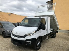 IVECO Daily 70C18,3- Seitenkipper,AHK,Klima,Standh.