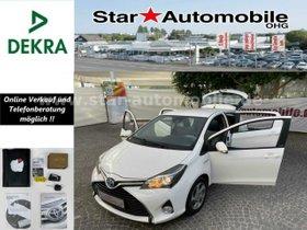 TOYOTA Yaris Edition-S Hybrid +45KW 1,5L.-55 kW 16V-EU6