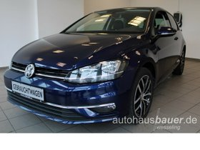 VW Golf VII JOIN 1,6 l TDI - Panorama-Schiebedach