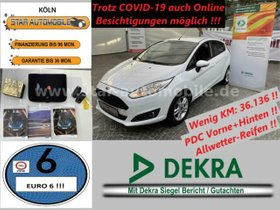FORD Fiesta Celebration 1,0 ECOBOOST-SITZH-PDC-EU 6 !