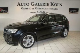 BMW X3 xDrive20d M-Sport Leder/Navi/Xenon/Xenon/Pano