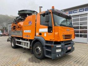 Iveco Stralis 350 4x2 Saug Druckwagen CAPELLOTTO Combi