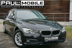 BMW 320dA touring  LED Navi Prof Tempomat SHZ PDC