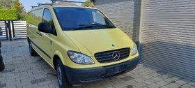 Mercedes VITO 109 CDI EXTRA LANG!!!ERSTBESITZ MIT NUR 79500 km