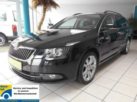 SKODA Superb Combi 2,0 TDI Best of AHK Orig. 64tkm.