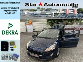 FORD Fiesta S/S Cool & Connect 1.5TDCI-NAVI-WINTERP.-