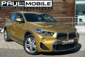 BMW X2 18iA sDrive M Sport X Paket Navi R-cam Headup