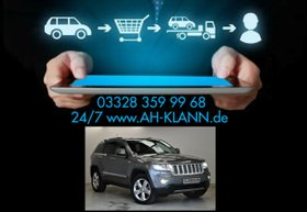 JEEP Grand Cherokee 3.0 CRD 241PS Overland Summit 4WD