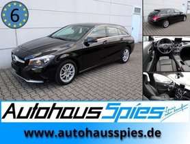 MERCEDES-BENZ CLA 180 SHOOTING BRAKE DCT EURO6 D-TEMP NAV SHZ TEILL TEMP