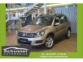 VW Tiguan Trend&Fun 1.4TSI BMT AHK Klimaaut SHZ PDC