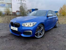 BMW M140iA xDr Special Edition NaviProf,LED,H/K,Kam
