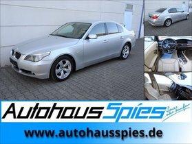 BMW 525 I AUTOGAS LPG AUTOMATIK LEDER XEN NAV
