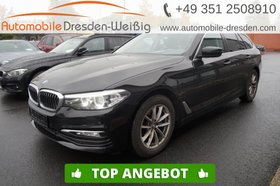 BMW 520 i Touring-Navi-HiFi-Sportsitze-Leder-LED-PDC
