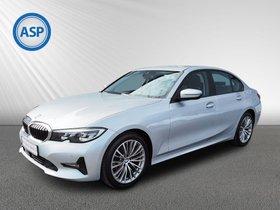BMW 320 d xDrive Advantage KAMERA+AHK+LED+LIVE-COCKPIT+TEMPOMAT+