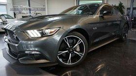 FORD Mustang 5.0 Ti-VCT V8 Aut.Cali/Spe-Navi-Leder-