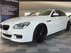 BMW Gran Coupe 640d M-Sportpaket/Softclose/Pano/LED