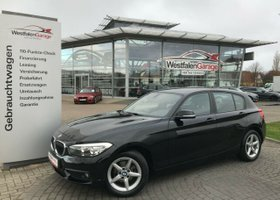 BMW 116i Advantage 16