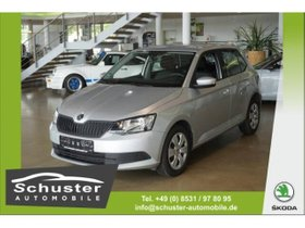 SKODA Fabia Cool Edition 1.4 TDI BT-Freisprech Klima