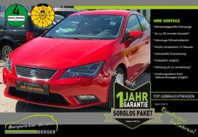 SEAT Leon SC Style MATRIX LED SHZ TEMPOMAT PDC ALU