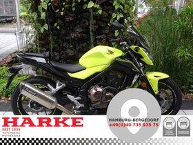 HONDA CB 500 F ABS PC58 'Tiefer'