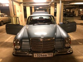 1970 Mercedes-Benz 280 SE Coupe (W111)
