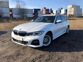 BMW 320iA T M SPORT LivePr,AHK,Laser,Lea.o.Anz.378,-