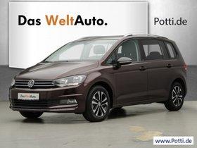 Volkswagen Touran DSG 2,0 TDI BMT IQ.Drive 7-Sitzer ACC PDC