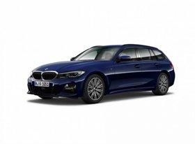 BMW 320d T M SPORT MILD HYBRID LiveP,Lea.o.Anz.428,-
