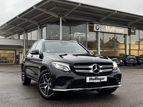 Mercedes-Benz GLC 250 4Matic AMG Navi Pano LED Kamera 19