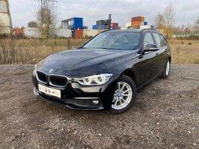 BMW 318dA Touring Navi,LED,PDC,Klimaaut,SHZ,Alu,MFL