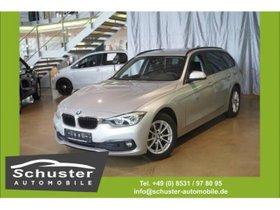 BMW 318 d Advantage Touring Autom LED Navi Keyl PDCv+h